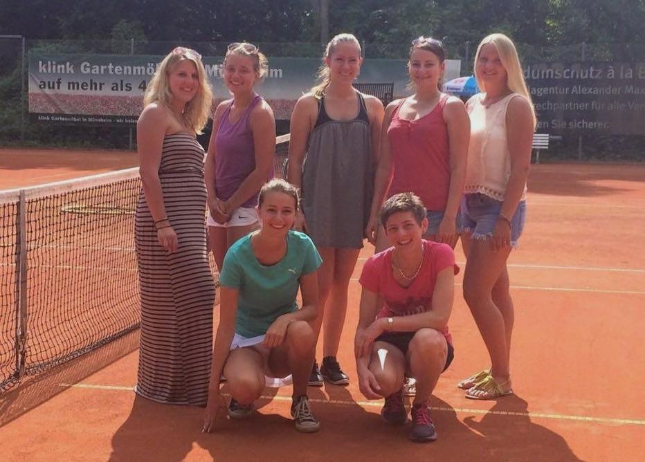 Damen 1 Saisonbericht 2016