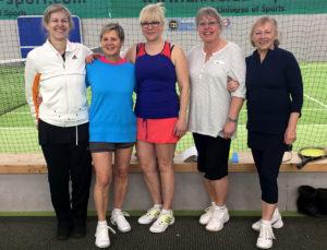 Damen 50 – 2. Sieg in Folge – Tabellenführung ausgebaut