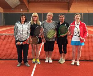 Damen 50 – Verbandsspiel – TC Wildberg