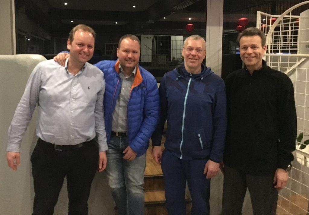 Herren 40: Sieg gegen den VfL Sindelfingen
