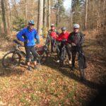 E-Bike-Gruppe