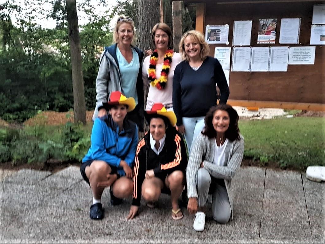 Damen 40: TC Mönsheim – TEC Waldau 4:5