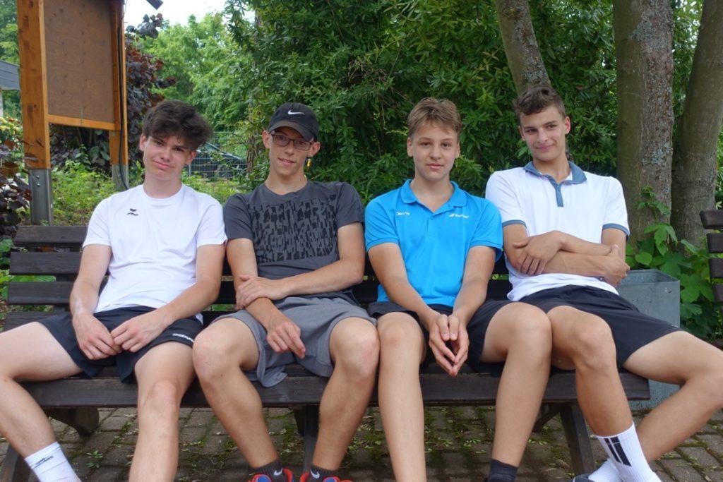 Junioren: TC Mönsheim – TA TSV Höfingen 2:4