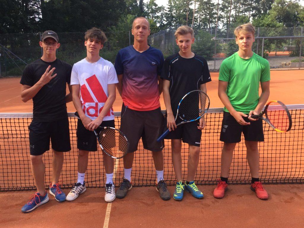 Junioren: TC Mönsheim – SPG Weil der Stadt 5:1