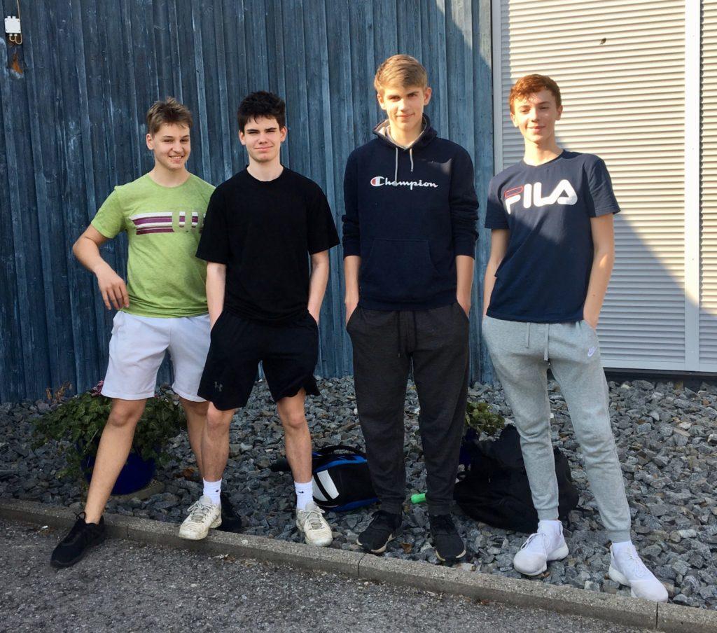Junioren: TC Gärtringen – TC Mönsheim 3:3