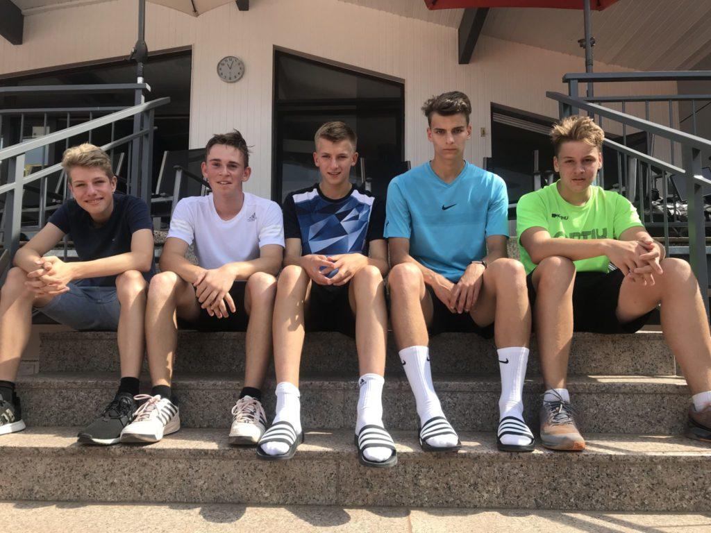 Junioren: SPG Weil der Stadt 1  – TC Mönsheim 1, 2:4